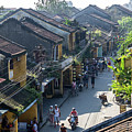 Hoi An Rooftops 01 by Rick Piper Photography