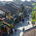 Hoi An Rooftops 02 by Rick Piper Photography