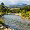 Holback River by John Trax