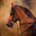 Hold Your Head High Horse Art by Jai Johnson