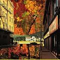 Holden Street by Gabe Art Inc