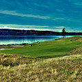 Hole #2 At Chambers Bay by David Patterson