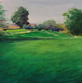 Hole 6 Natures Kiss by Shannon Grissom