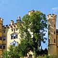 Holenschwangau Castle 2 by Bernard Barcos