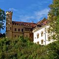 Holenschwangau Castle 3 by Bernard Barcos