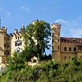 Holenschwangau Castle 4 by Bernard Barcos
