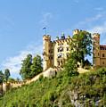 Holenschwangau Castle 5 by Bernard Barcos