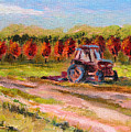 Holicong Road Farm by Cindy Roesinger