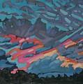 Holiday July Sunrise by Phil Chadwick