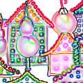 Holiday Lights by Angelina Marino