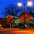 Holiday Lights by Don Baker