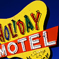Holiday Motel by Curtis Staiger