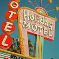 Holiday Motel, Las Vegas by Jim Zahniser