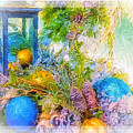 Holiday Vignette 2 by Diane Lindon Coy
