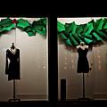 Holiday Window Fashion by Gina O'Brien