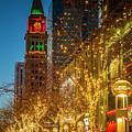 Holidays In Denver Colorado by Teri Virbickis