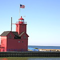 Holland Mi-big Red by Robert Pearson