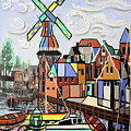 Holland Not Just Tulips And Windmills  by Anthony Falbo