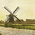 Holland - Windmill by Gabriele Pomykaj