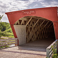 Holliwell Covered Bridge by Susan Rissi Tregoning