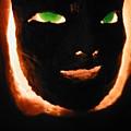 Holloween Mask by Mark Stevenson