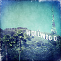 Hollywood Sign by Nina Prommer