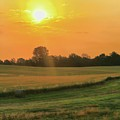 Holmes County Sunrise by Dan Sproul