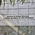 Holocaust Museum Of Jewish Heritage Ny by Chuck Kuhn