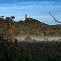 Holy Hill In Fall by Jayne Gohr