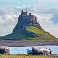 Holy Island, Lindisfarne by Chris Coffee