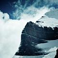 Holy Kailas West Slop Himalayas Tibet Artmif.lv by Raimond Klavins