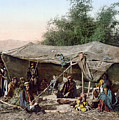 Holy Land: Bedouin Camp by Granger