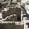 Holy Land: Qumran Ruins by Granger