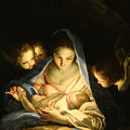 Holy Night by Carlo Maratta