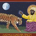Holy Sadhu Sundar Singh 189 by William Hart McNichols