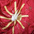 Holy Spirit Flag by Gaspar Avila