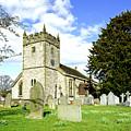 Holy Trinity Church - Ashford-in-the-water by Rod Johnson