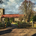 Holy Trinity Church Cookham by Ian Lewis