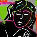 Homage To Matisse by Stuart Glazer