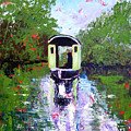 Homage To Monet by Paul Sandilands