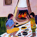 Home And Hearth In Taos by Betty Pieper