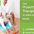 Home Care Medical Services by Front Enders