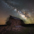 Home Grown Milky Way  by Michael Ver Sprill