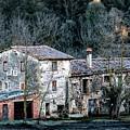 Home In La Garrotxa by Randy Scherkenbach