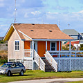 Home In Nags Head 3 by Jeelan Clark