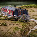 Home Is On The Mud by Peter Hayward Photographer