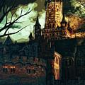 Home Of Darkness by Andrea Mazzocchetti