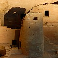Home Of The Anasazi by David Lee Thompson