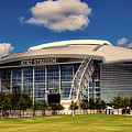 Home Of The Dallas Cowboys by Mountain Dreams