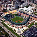 Home Of The Orioles - Camden Yards by Mountain Dreams
